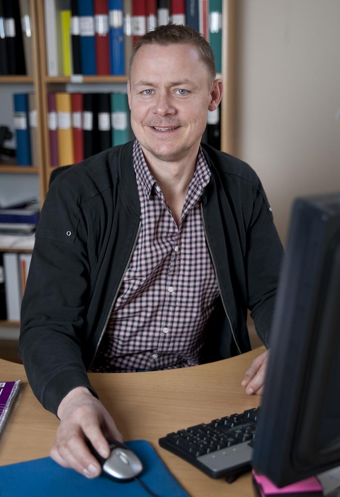 Kassaföreståndare Wolfgang Ramstedt